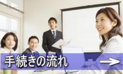 創業融資、事業資金融資申請、助成金申請の流れ